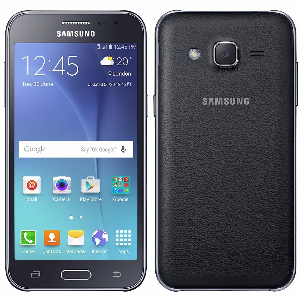 Samsung Galaxy J2 Duos J200 Tela 4.7' 8gb 5mp Novo Anatel