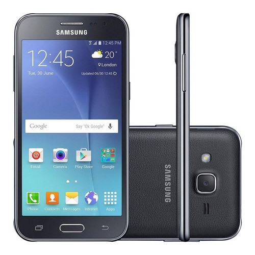 Samsung Galaxy J2 J200 Duos 8gb Tela 4.7 Outlet Burn-in Leve