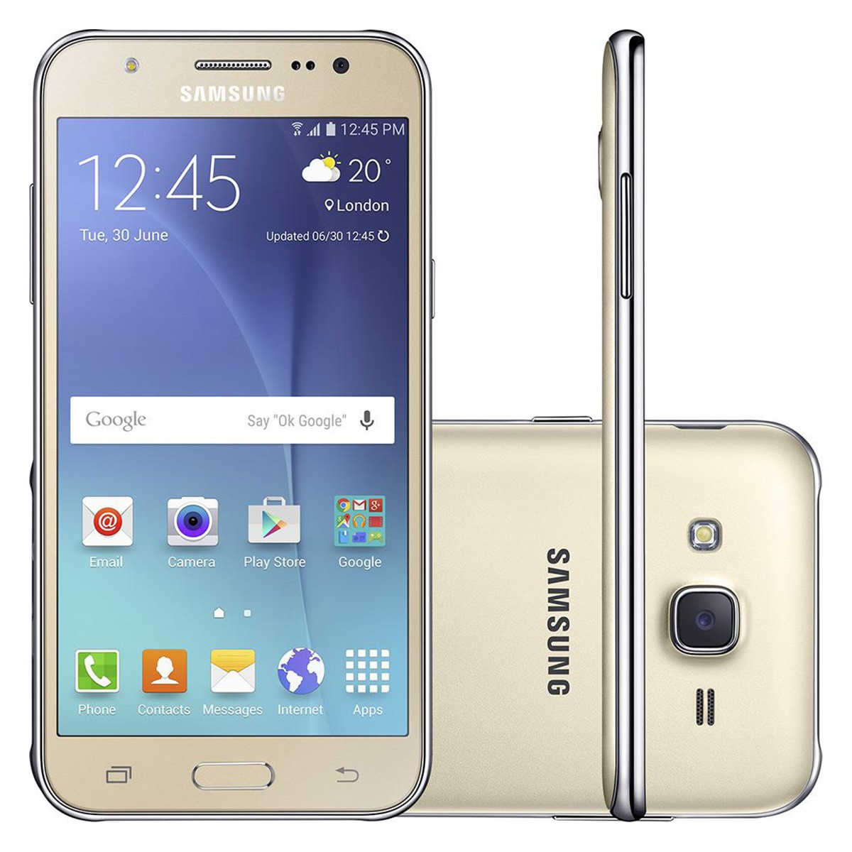 Samsung Galaxy J5 Duos J500 16gb Tela 5' Android 5.1 (Outlet)