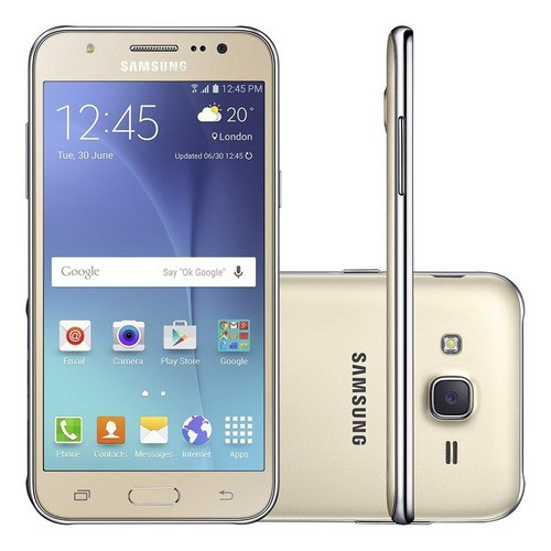Samsung Galaxy J5 Duos J500 16gb Tela 5' Android 5.1 Outlet