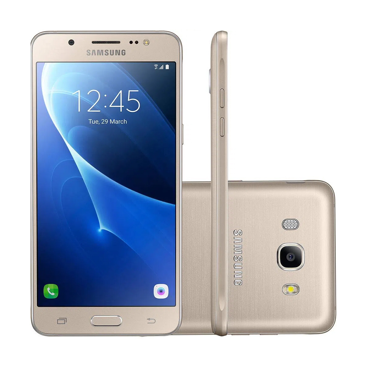 Samsung Galaxy J5 Metal J510 Dual 16gb 2gb Ram - Seminovo