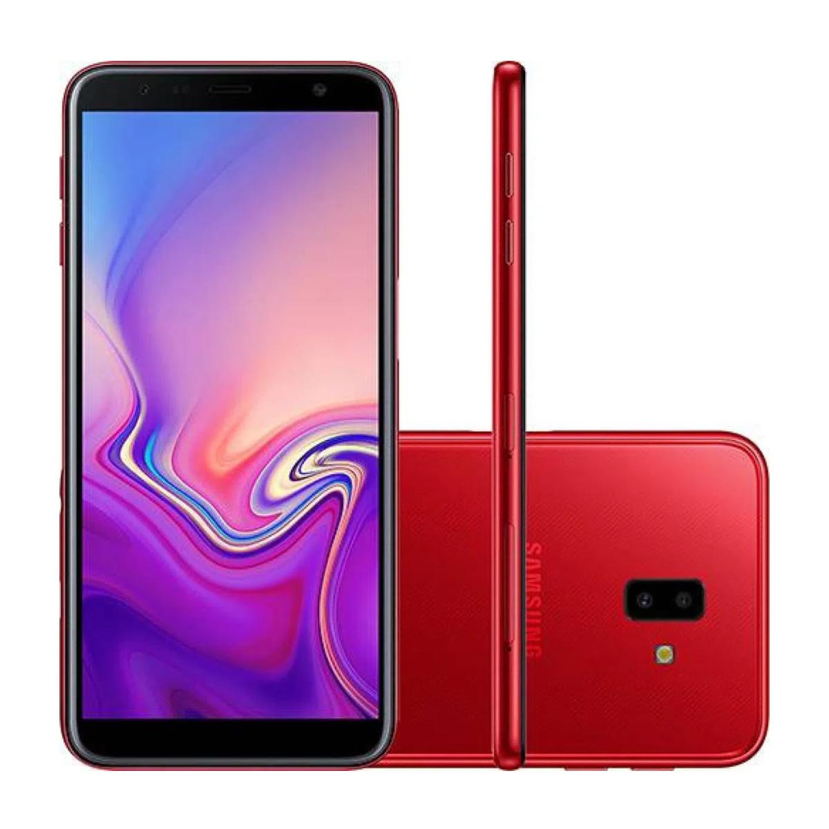 Samsung Galaxy J6+ J610 32gb 3gb Ram Tela 6' - Seminovo