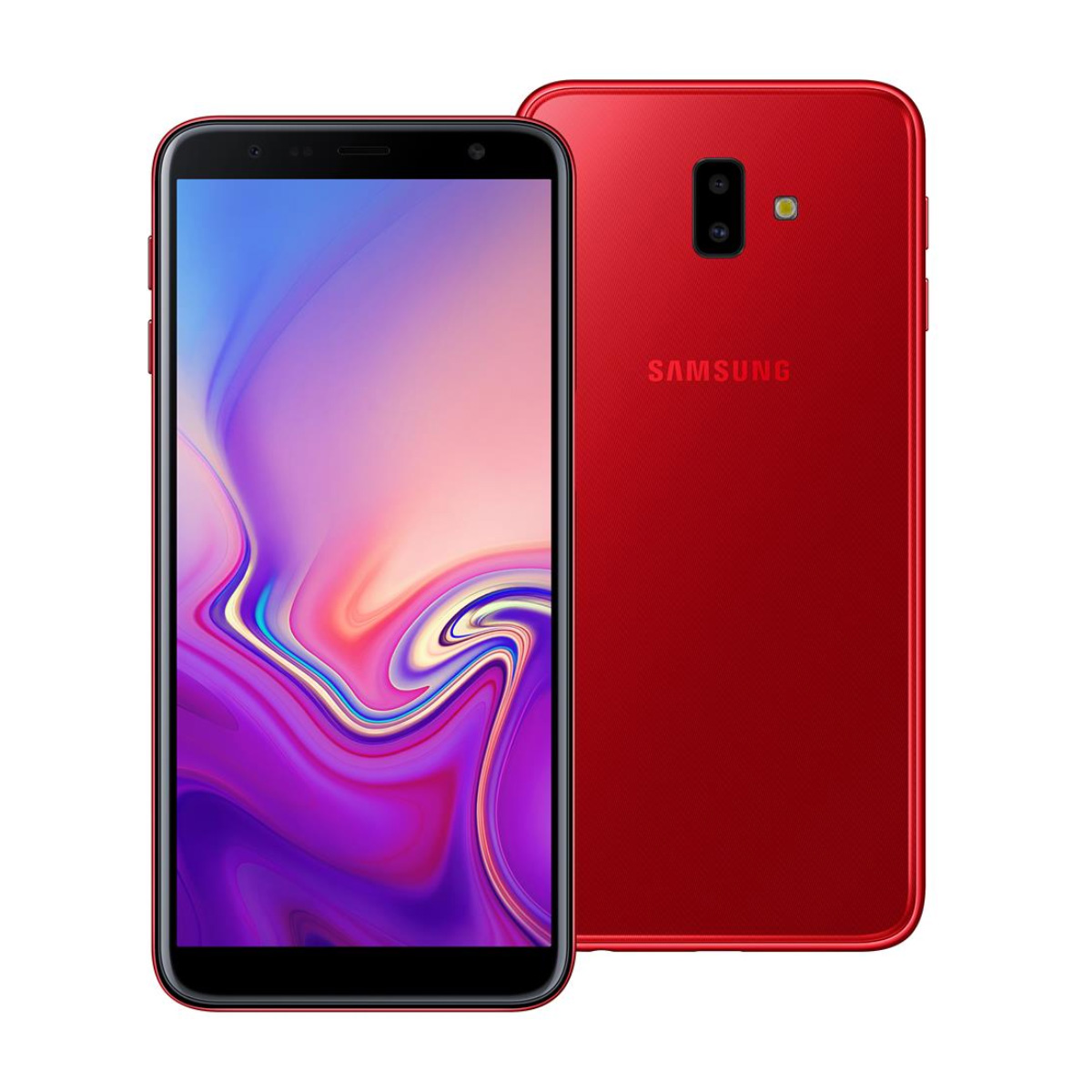 Samsung Galaxy J6+ Plus 32gb 3gb Ram Tela 6 - Tela Trincada