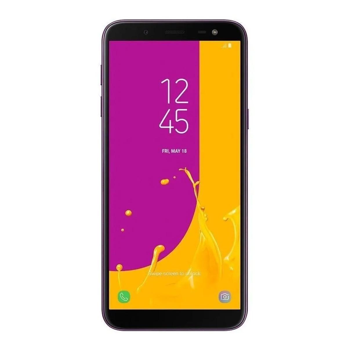 Samsung Galaxy J6 Tv J600 32gb Tela 5.6 2gb Ram - Revisado