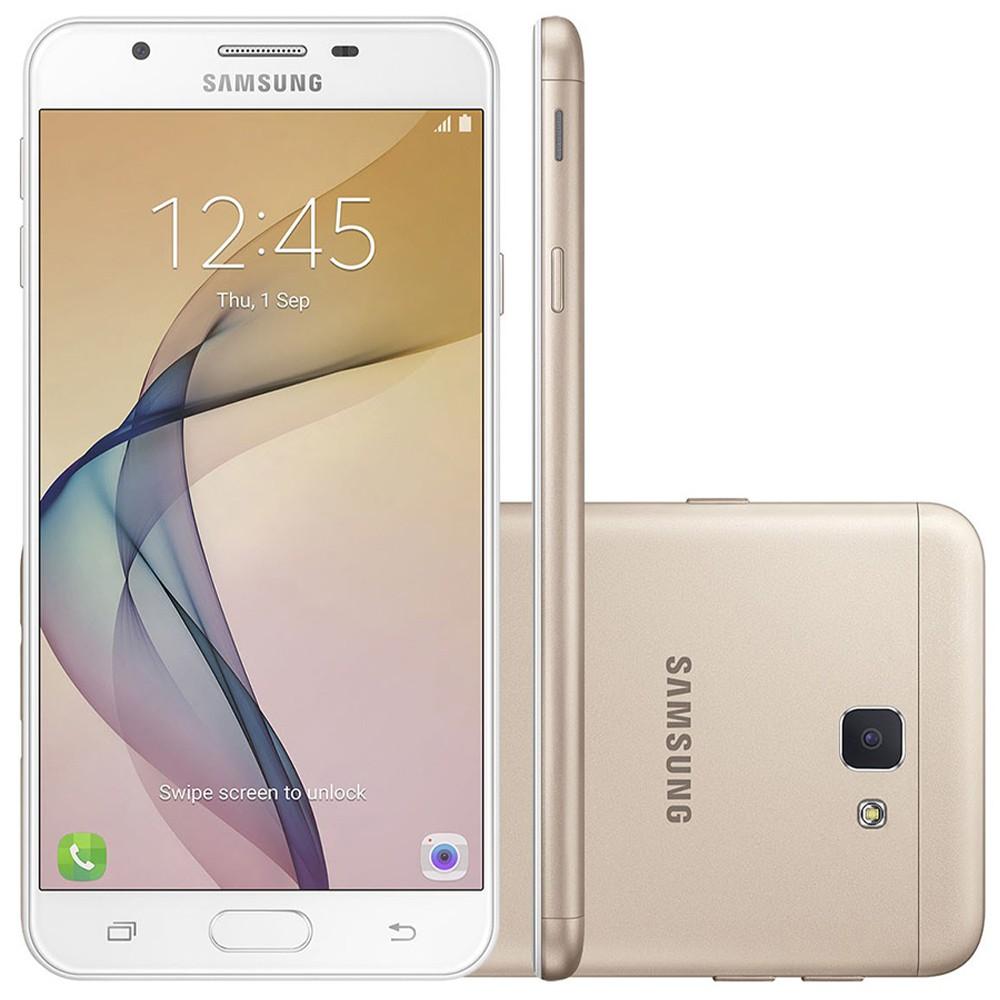Samsung Galaxy J7 Prime Dual G610 32gb Ram 3gb 5.5' Anatel (Recondicionado)