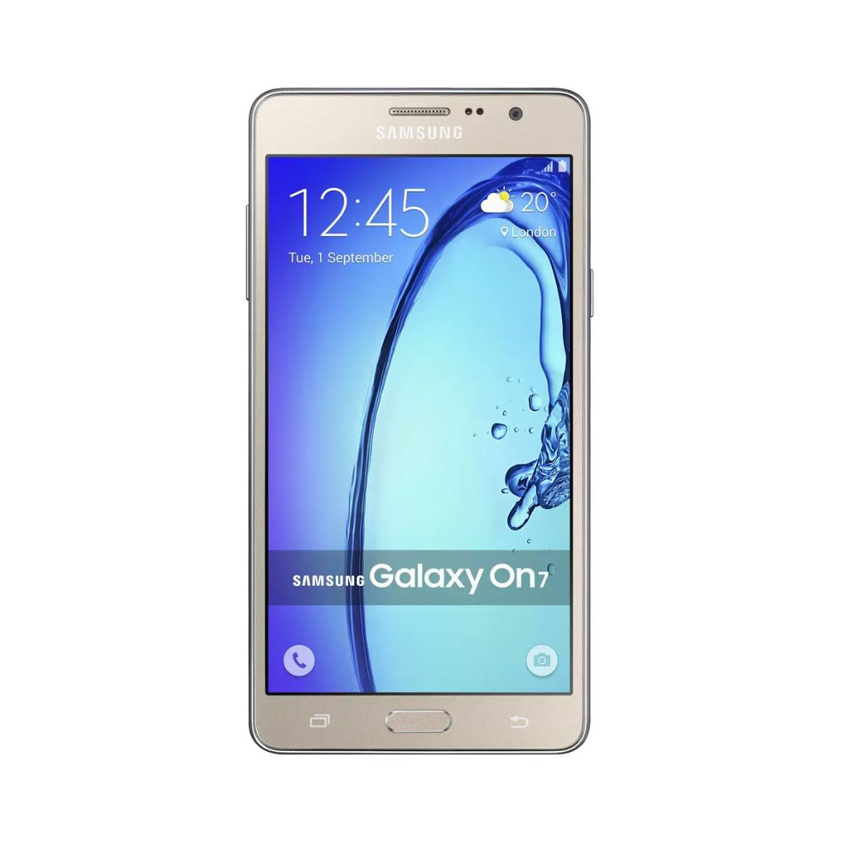 Samsung Galaxy On 7 G600 8gb Tela 5.5' Dual 13mp Usado