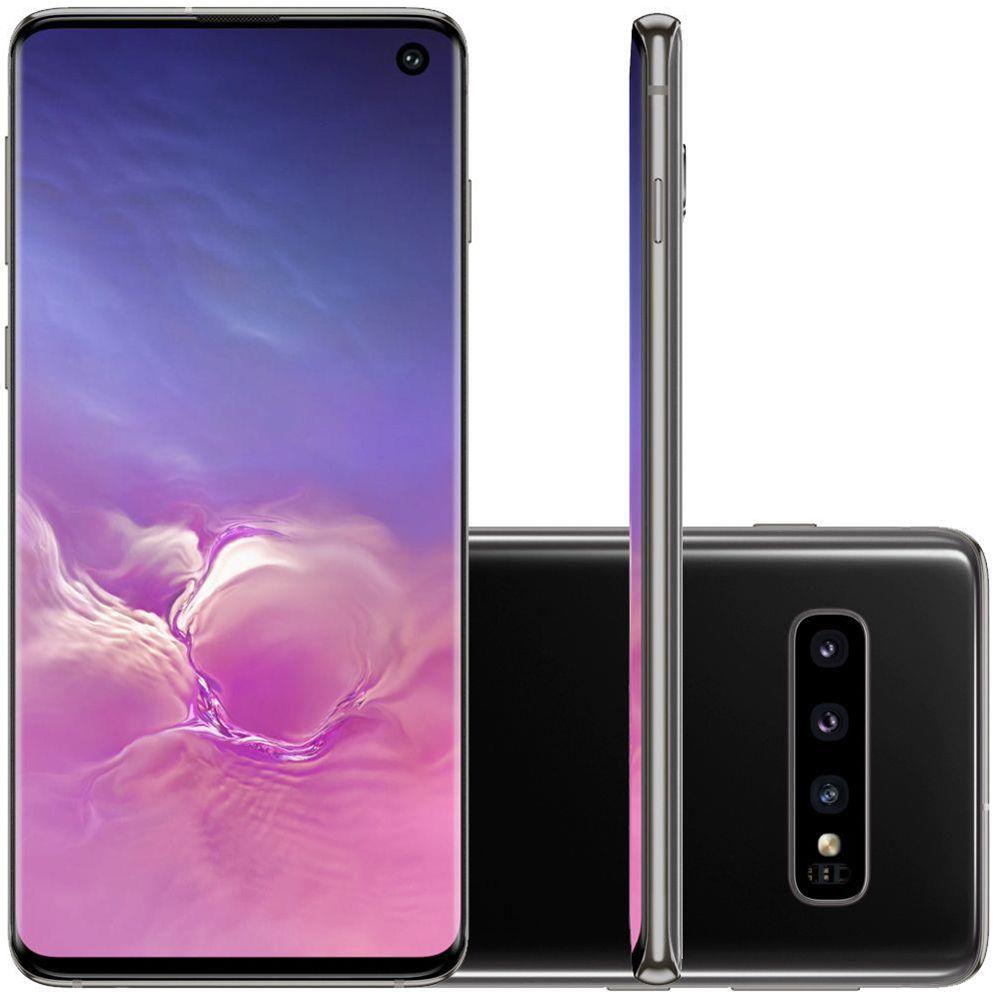 Samsung Galaxy S10 G973 128GB 8GB Ram Tela 6.1' Seminovo (Bom)