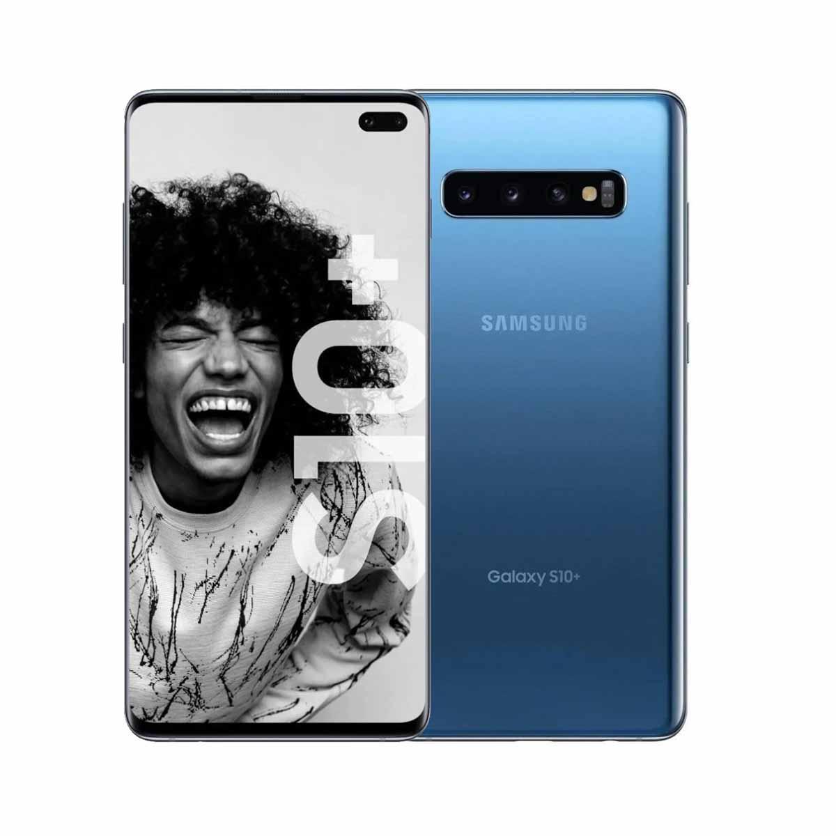 Samsung Galaxy S10+ Dual G975 128gb 8gb Ram 6.4' Mostruário