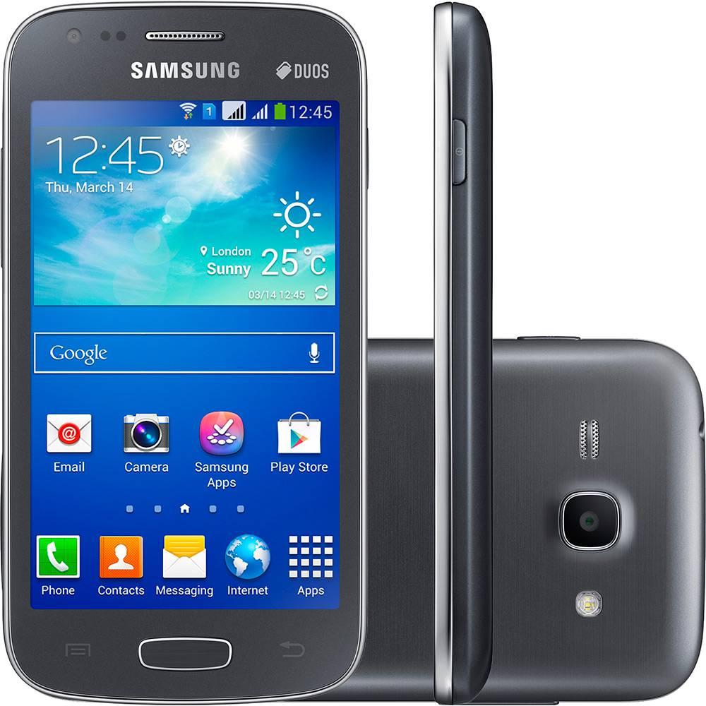 Smartphone Samsung Galaxy S2 Duos Tv S7273t 3G Tela 4.0' 4gb 5mp Vitrine