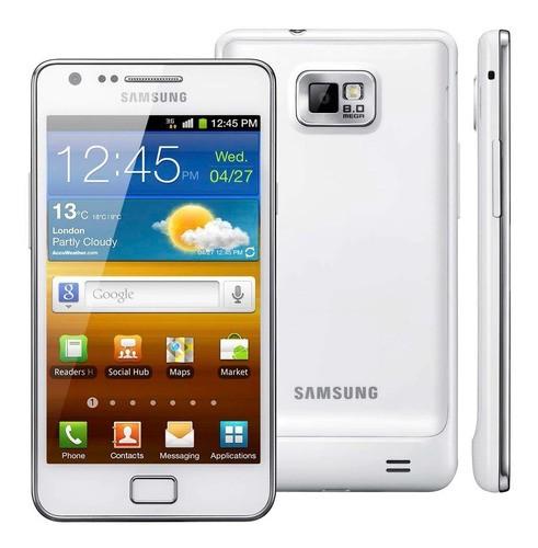 Samsung Galaxy S2 Gt-i9100 16gb Android 4.1.2 Cam 8mp Anatel
