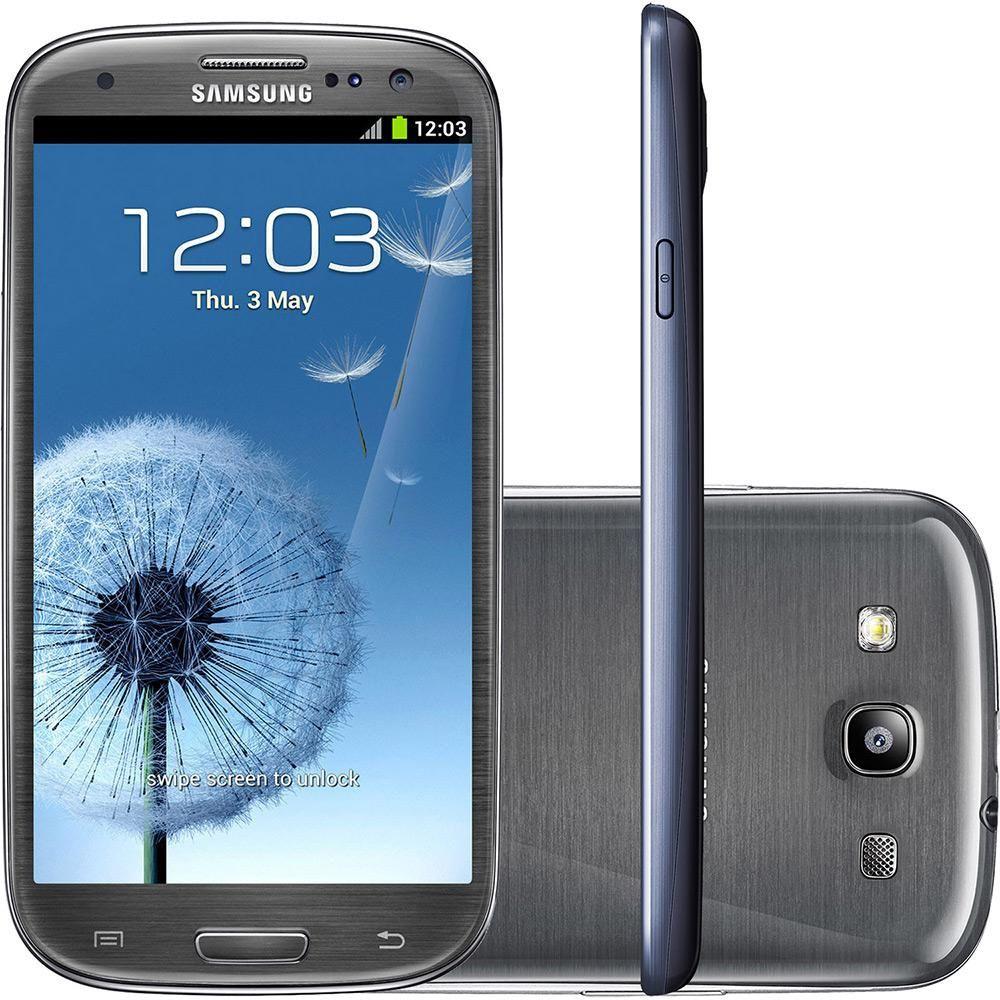 Samsung Galaxy S3 4G I9305 16GB Cam 8MP Anatel (Outlet)