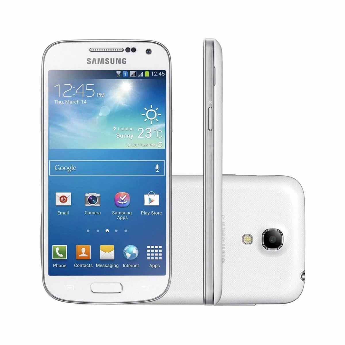 Samsung Galaxy S4 Mini I9195 8GB Tela 4,3' 8MP - Burn-in