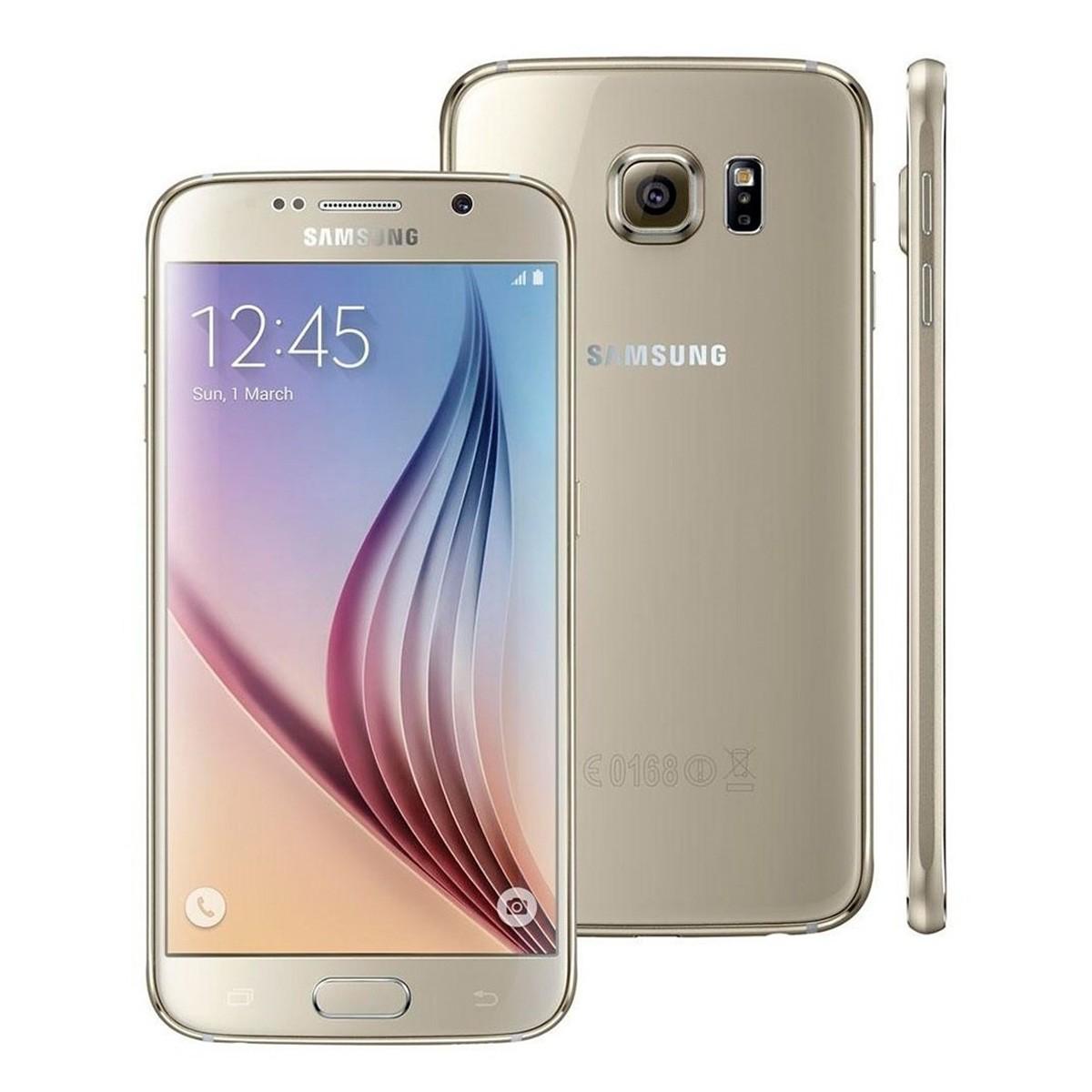 Samsung Galaxy S6 G920 32GB 3GB RAM Tela 5.1 (Recondicionado)