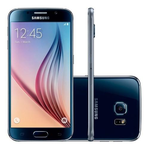 Samsung Galaxy S6 G920 32gb Ram 3gb Tela 5.1' Anatel (Outlet)