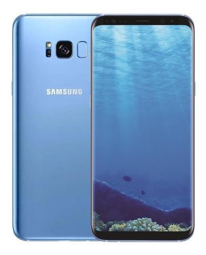 Samsung Galaxy S8 G950 64gb 4gb Ram 5.8' Outlet Burn-in Leve
