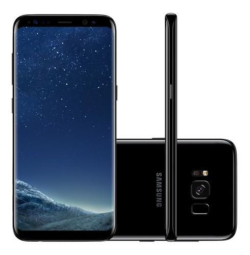 Samsung Galaxy S8 G950 64gb 4gb Ram Tela 5.8' Cam 12+8mp (Recondicionado)