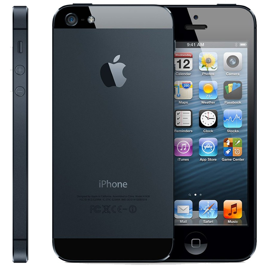 Smartphone Apple iPhone 5 16gb 8mp Anatel Outlet