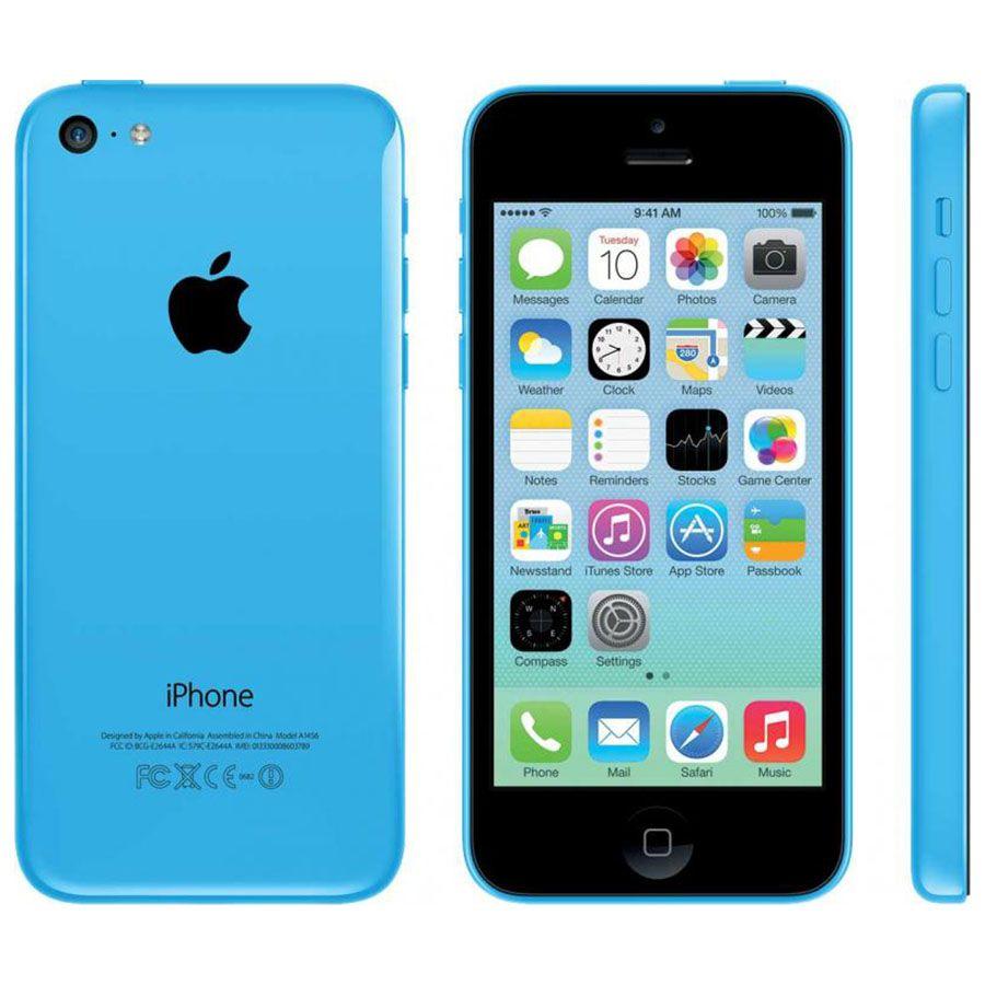 Smartphone Apple Iphone 5c 8gb Tela 4.0' 4g 8gb Anatel
