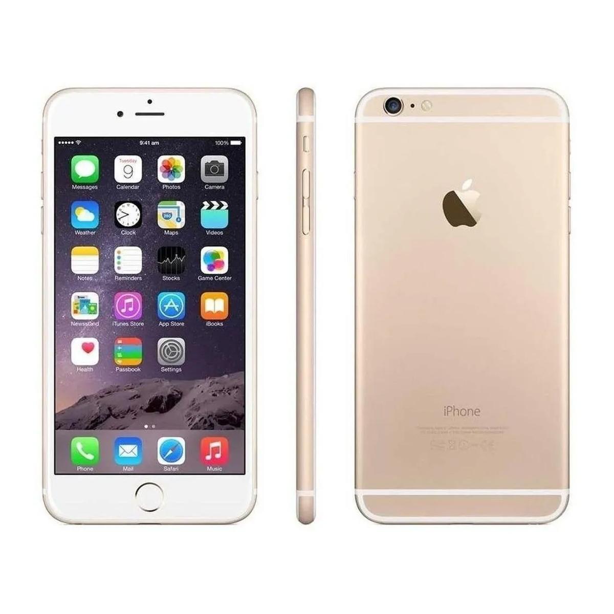 Smartphone Apple iPhone 6 64GB Tela 4.7' 8MP 4G - Usado