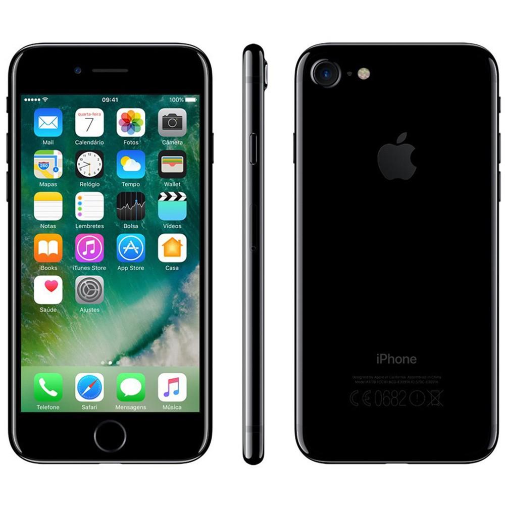 Smartphone Apple Iphone 7 128gb Tela 4.7' 4g 12mp Anatel EXCELENTE