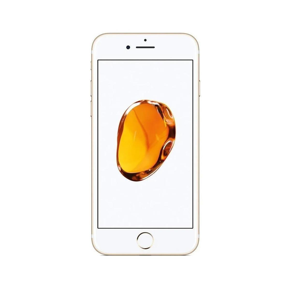 Smartphone Apple iPhone 7 128gb Tela 4.7' - Mostruário