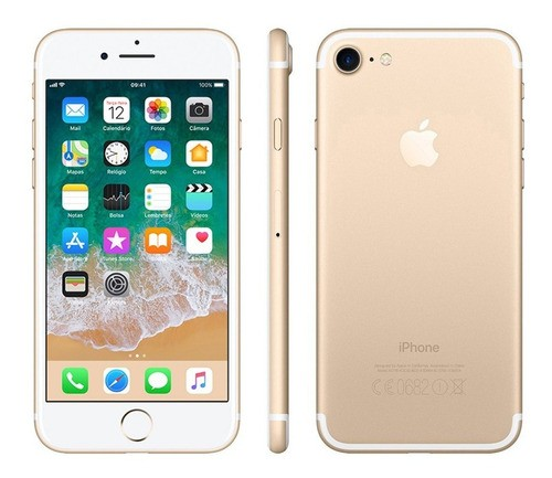 Smartphone Apple iPhone 7 32GB Tela 4.7' 4G 12MP (Open Box)