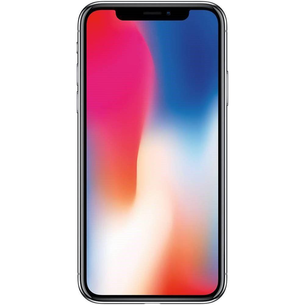 Smartphone Apple iPhone X 64gb Tela 5.8' 4g 12mp 1 Ano De Garantia