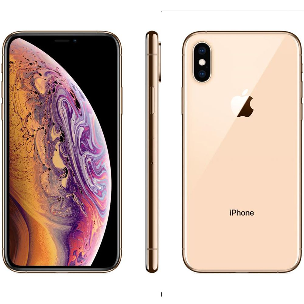 Smartphone Apple iPhone Xs 64gb Tela 5.8' 12mp Anatel NOVO 1 ANO