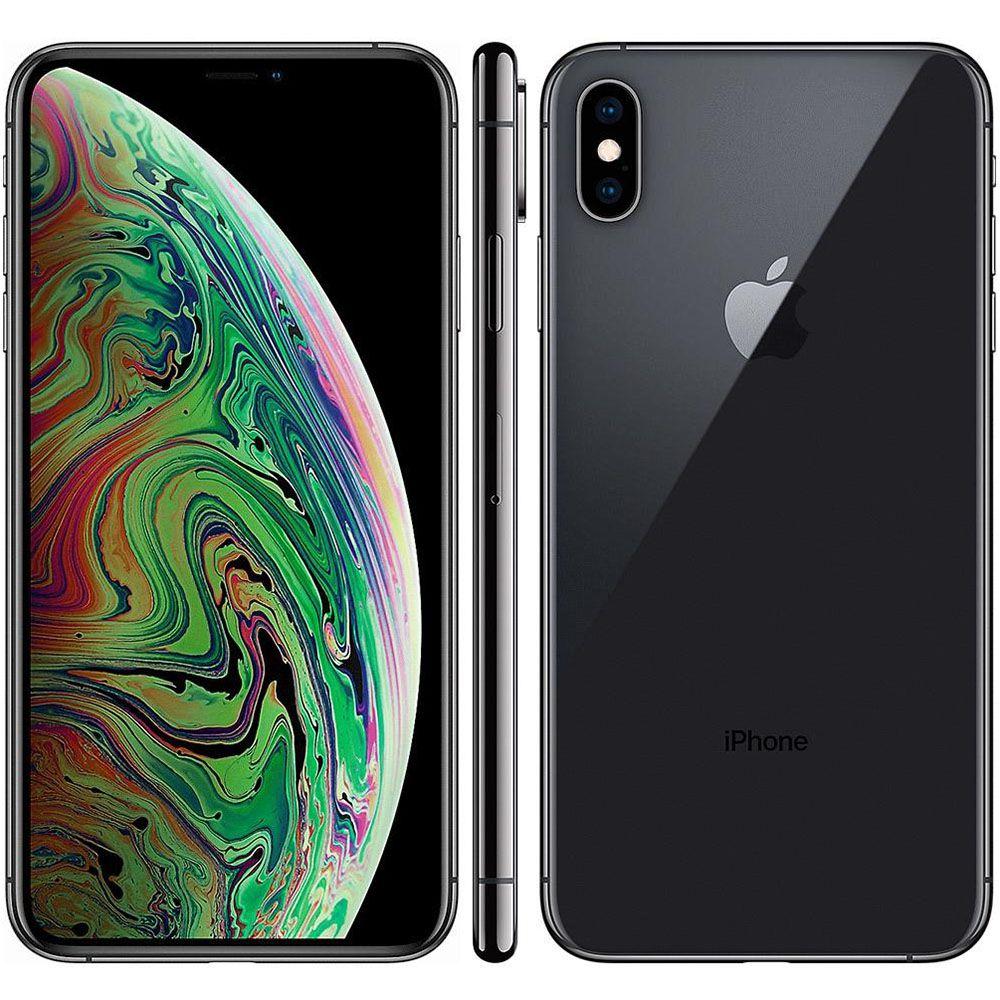 Smartphone Apple iPhone Xs 512gb Tela 5.8' 4g 12mp Novo De Vitrine