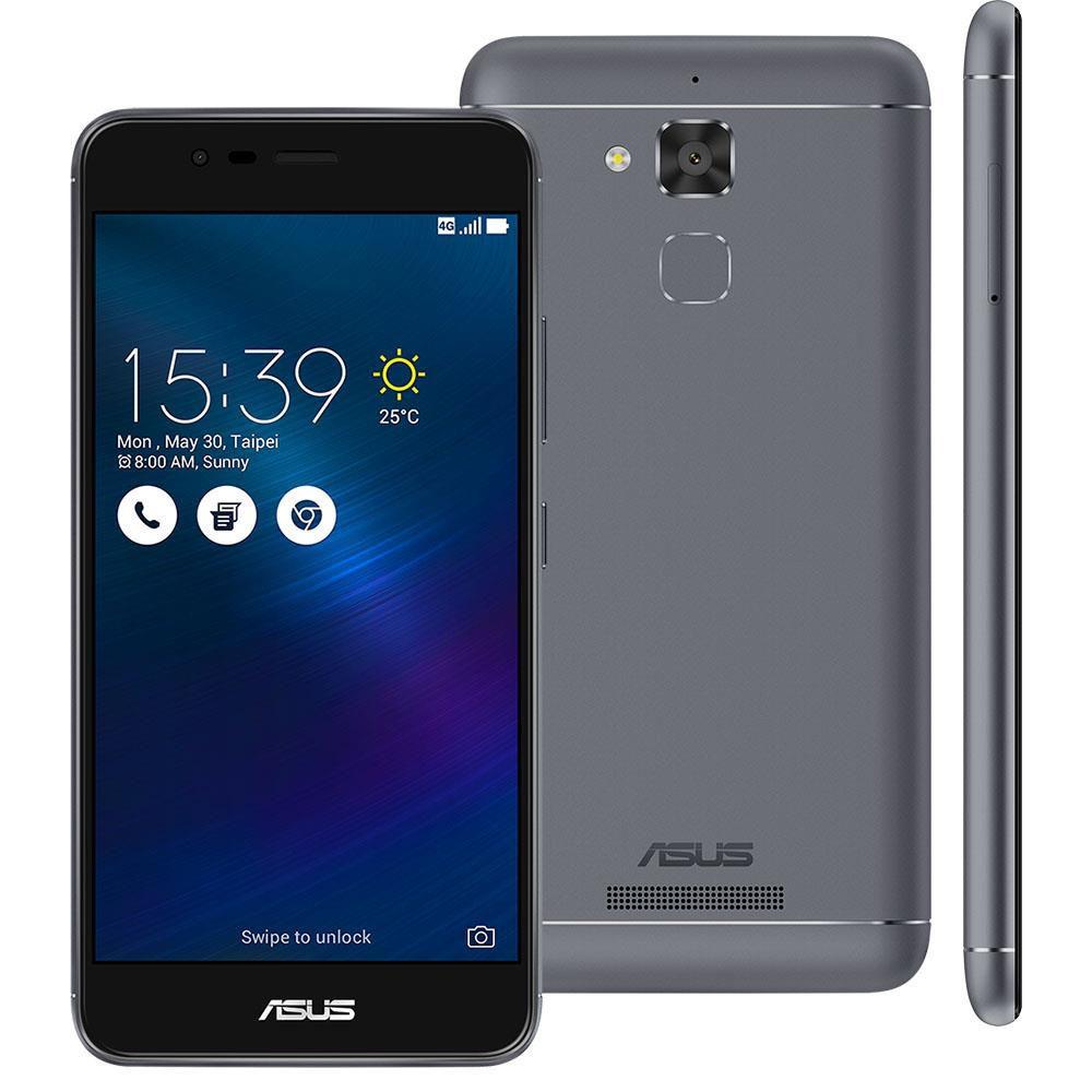Asus Zenfone 3 Max ZC520 Tela 5.2' 4g Cam 16gb 13mp Recondicionado