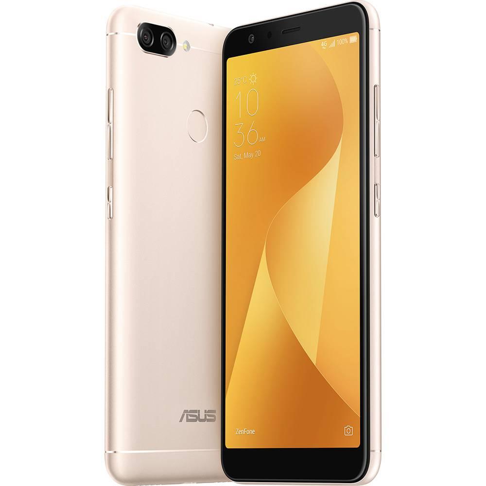 Smartphone Asus Zenfone Max Plus 32GB ZB570 Tela 5 7' Dual 4g 16mp Vitrine