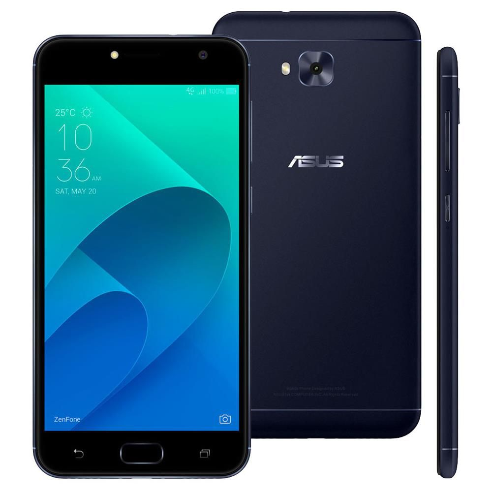 Smartphone Asus Zenfone Selfie ZB553KL Tela 5,5' Dual 16gb 13mp Vitrine