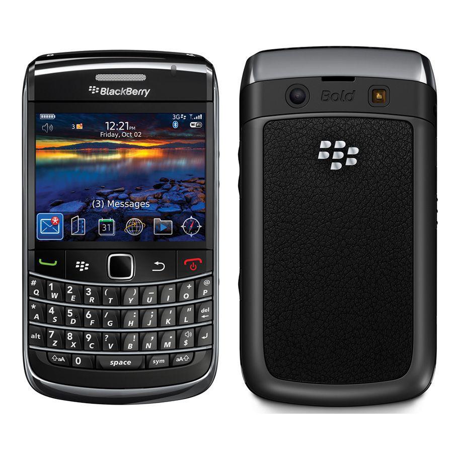 Smartphone Blackberry Bold 9700 3g Wi-fi Gps Vitrine