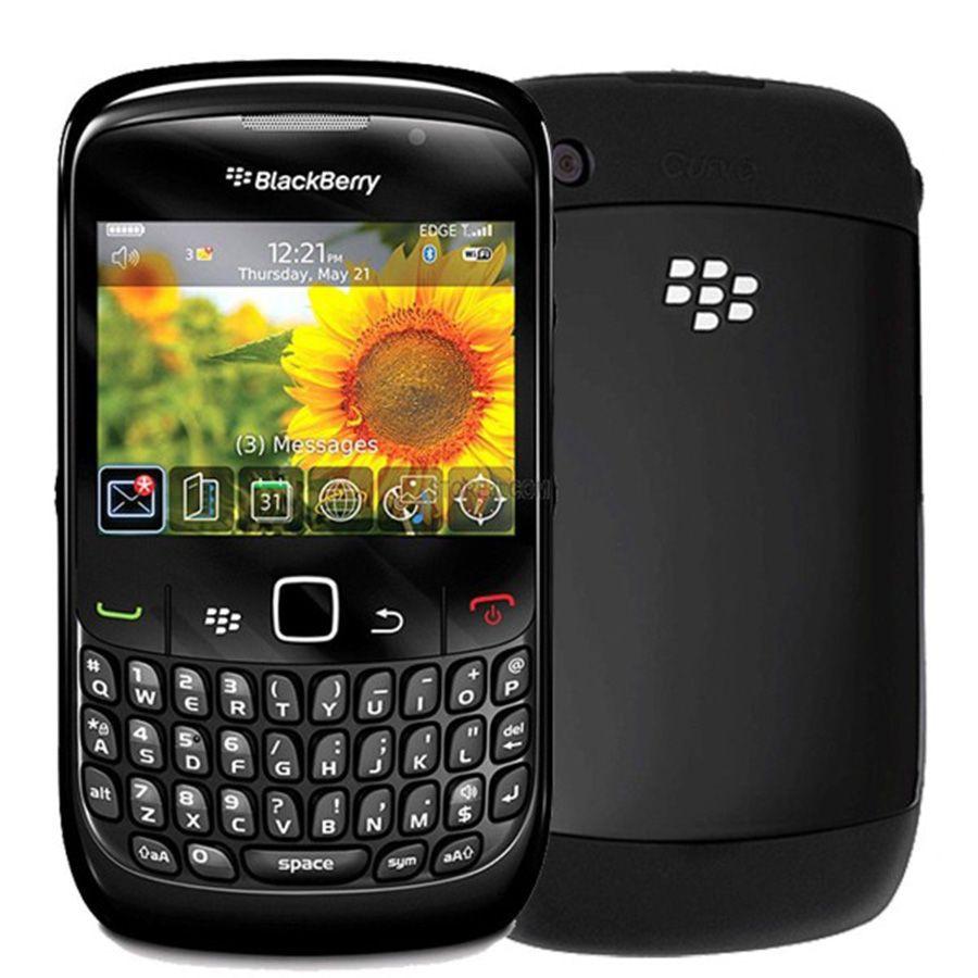 Celular Blackberry Curve 8520 Aparelho de Vitrine