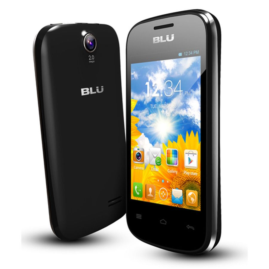 Smartphone Blu Dash Jr D190 Tela 3.5' Android 3g Vitrine 2