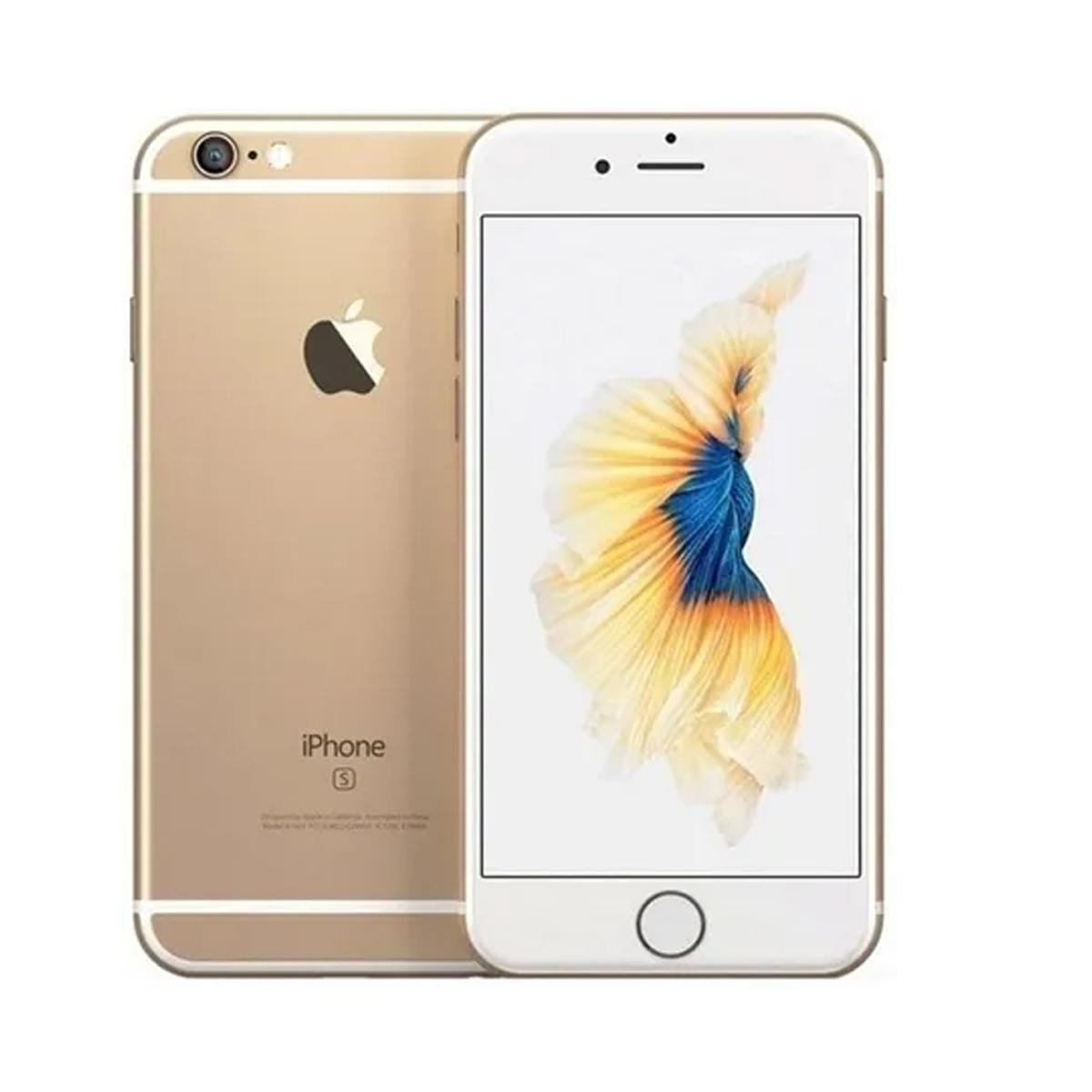 Smartphone iPhone 6s 128gb 2gb Ram 4g Tela 4.7' - Mostruário