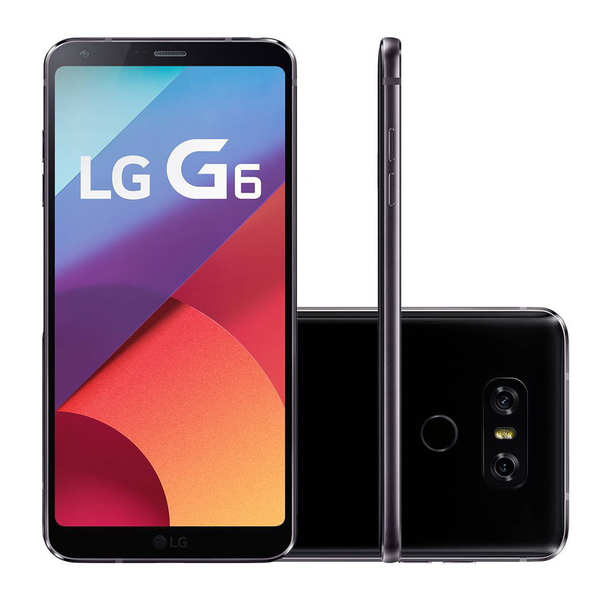 Smartphone LG G6 H870 32GB Tela 5.7 Dual Cam 13MP 4G (Outlet)