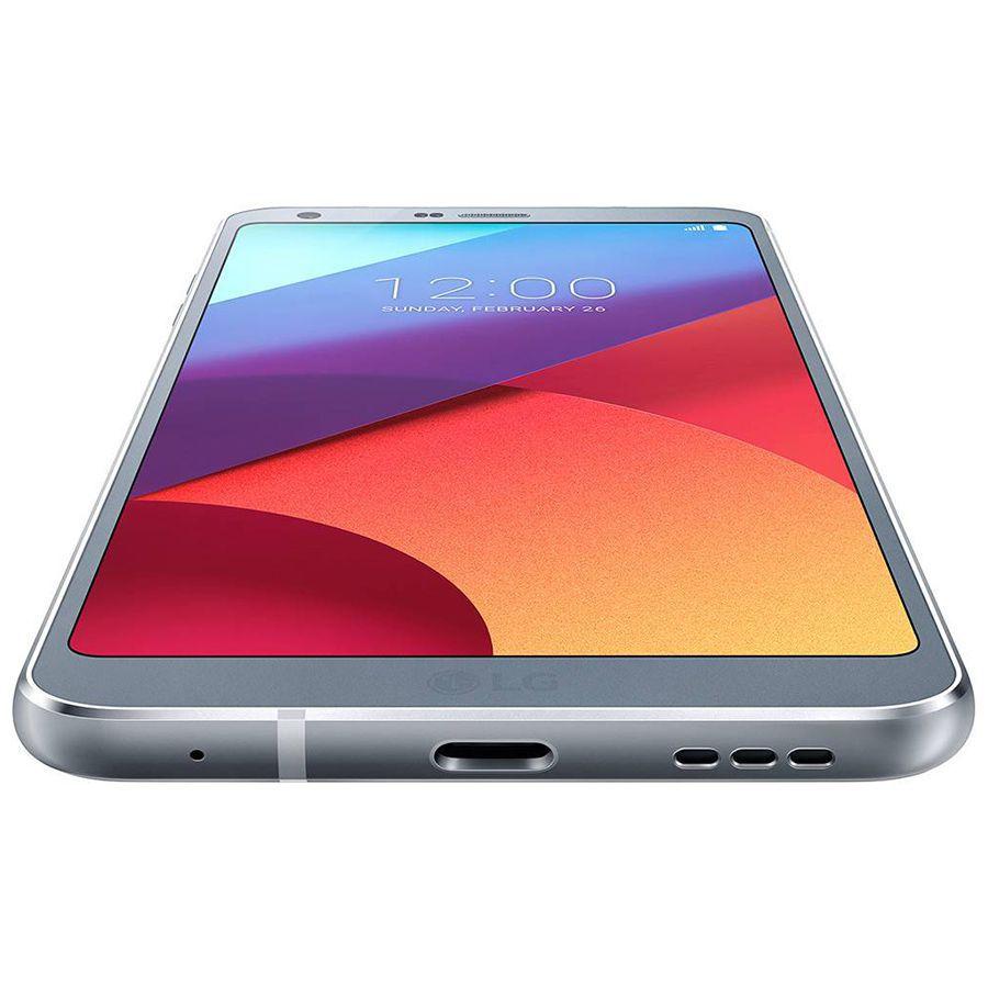 "Smartphone Lg G6 H870 Tela 5.7"" 32gb 4g Cam 13mp Vitrine + Kit Multilaser MC115 SD64GB"