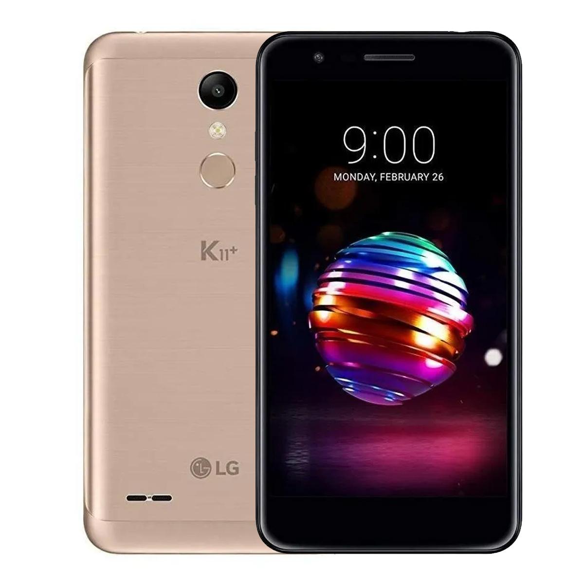 Smartphone Lg K11 Plus 32gb X410 Tela 5.3' Dual 4g 13mp
