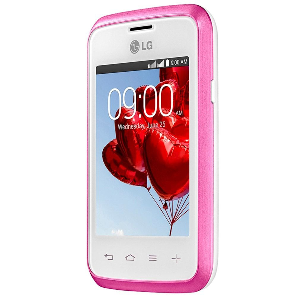 LG D100 L20 3G Single 4GB Tela 3 Android 4.4 Anatel (Open Box)