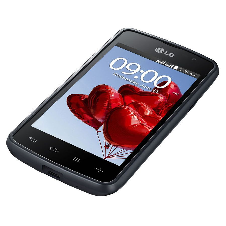 LG L50 D227 3G Dual 4GB Tela 4 Android 4.4 Tv Digital Anatel (Open Box)