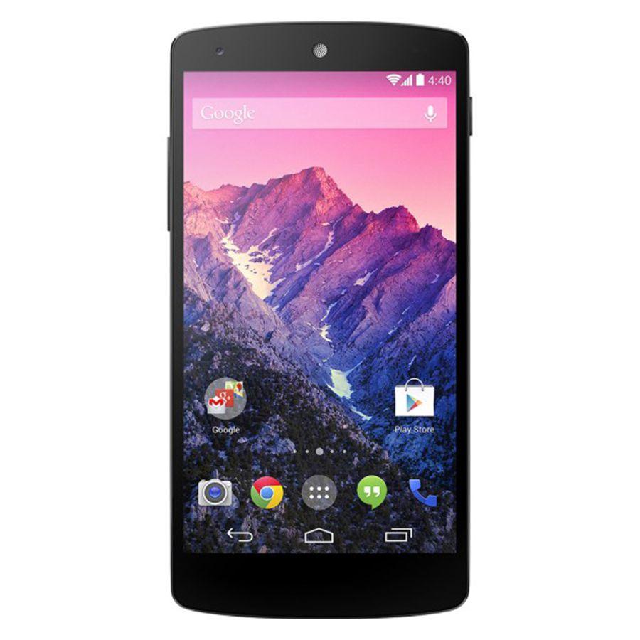 Smartphone Lg Nexus 5 D821 Tela 5.0' 16gb 8mpx Vitrine