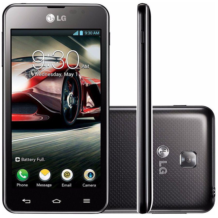 Smartphone Lg Optimus F5 P875 Tela 4.3' 4g 8gb 5mp Anatel