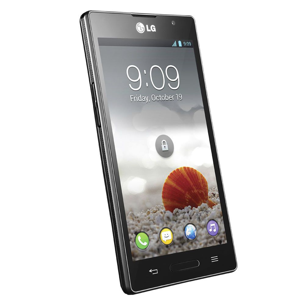 Smartphone Lg Optimus L9 P768 Tela 4.7' 3g 4gb 8mp Vitrine 3