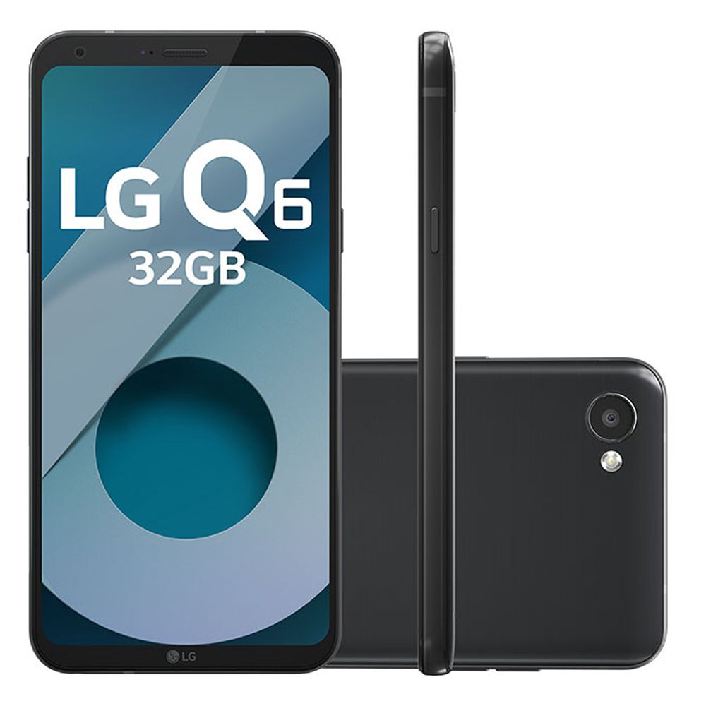 Smartphone LG Q6 M700 Dual Tv 4g 32gb Tela 5.5' Anatel