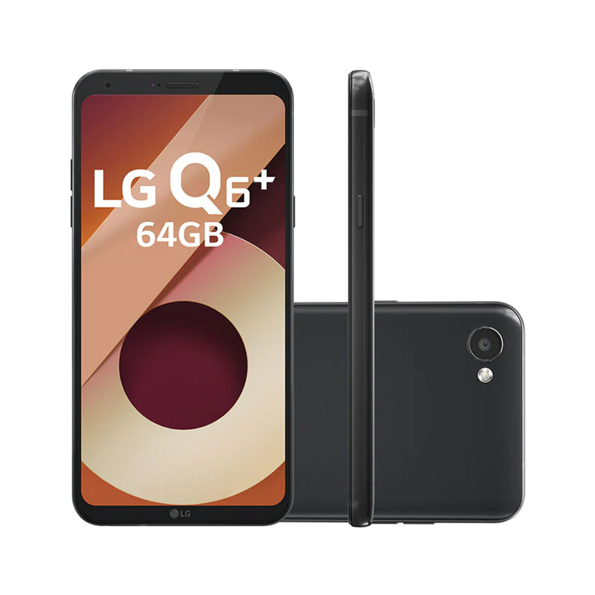 Smartphone LG Q6 Plus M700tv 64gb Dual Tela 5.5' Mostruário