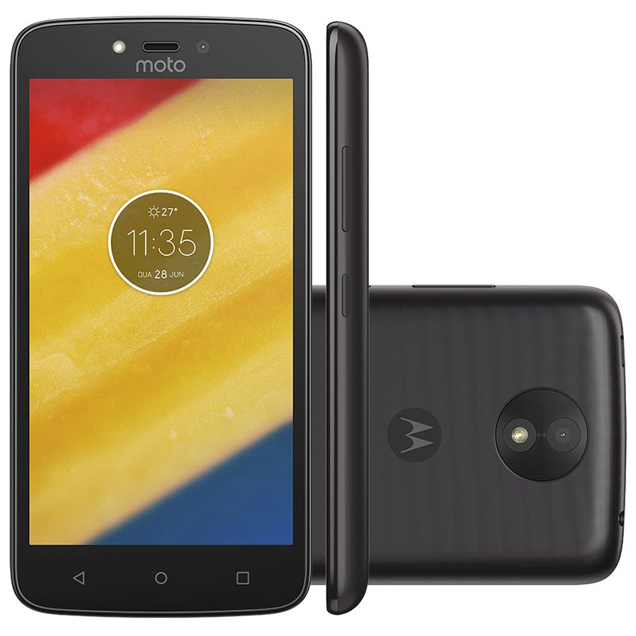 Motorola Moto C Plus Xt1726 4g Tela 5' 8gb Anatel EXCELENTE