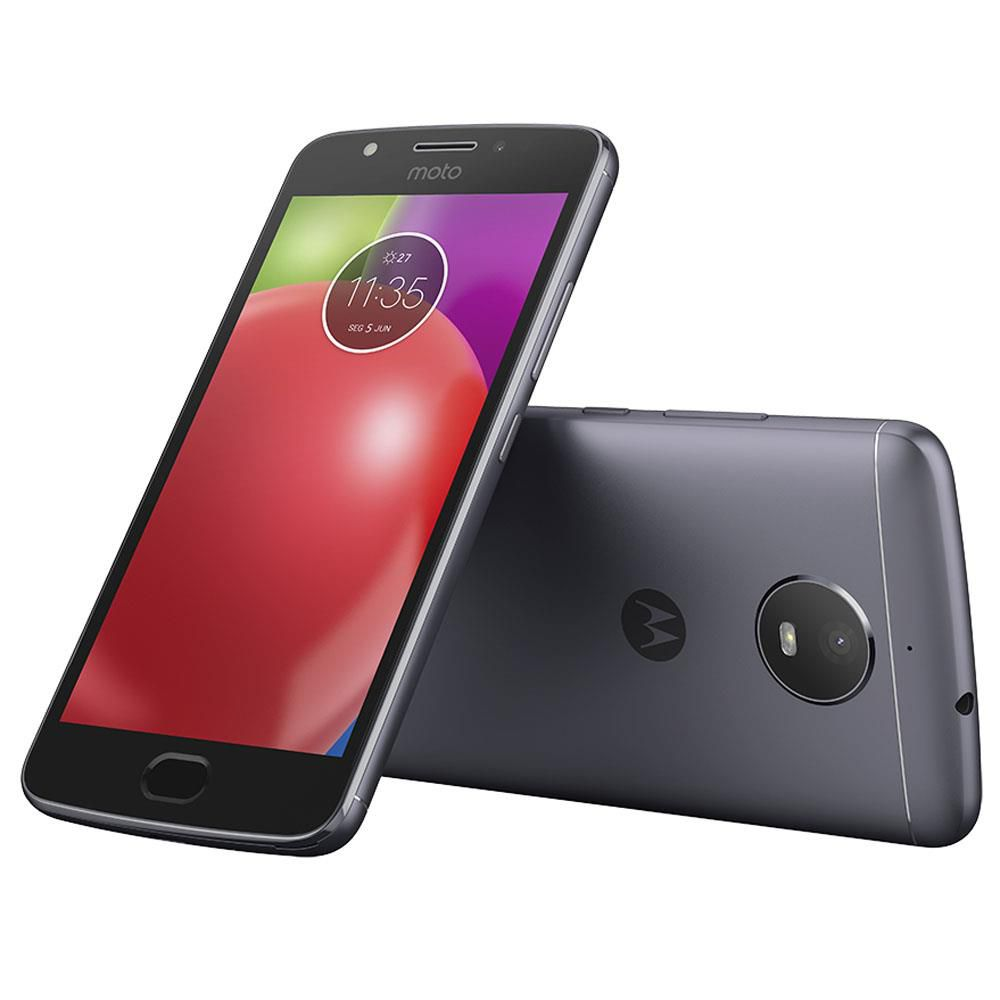 Smartphone Motorola Moto E4 Xt1763 Tela 5.0' Dual 4g 16gb 8mp Outlet