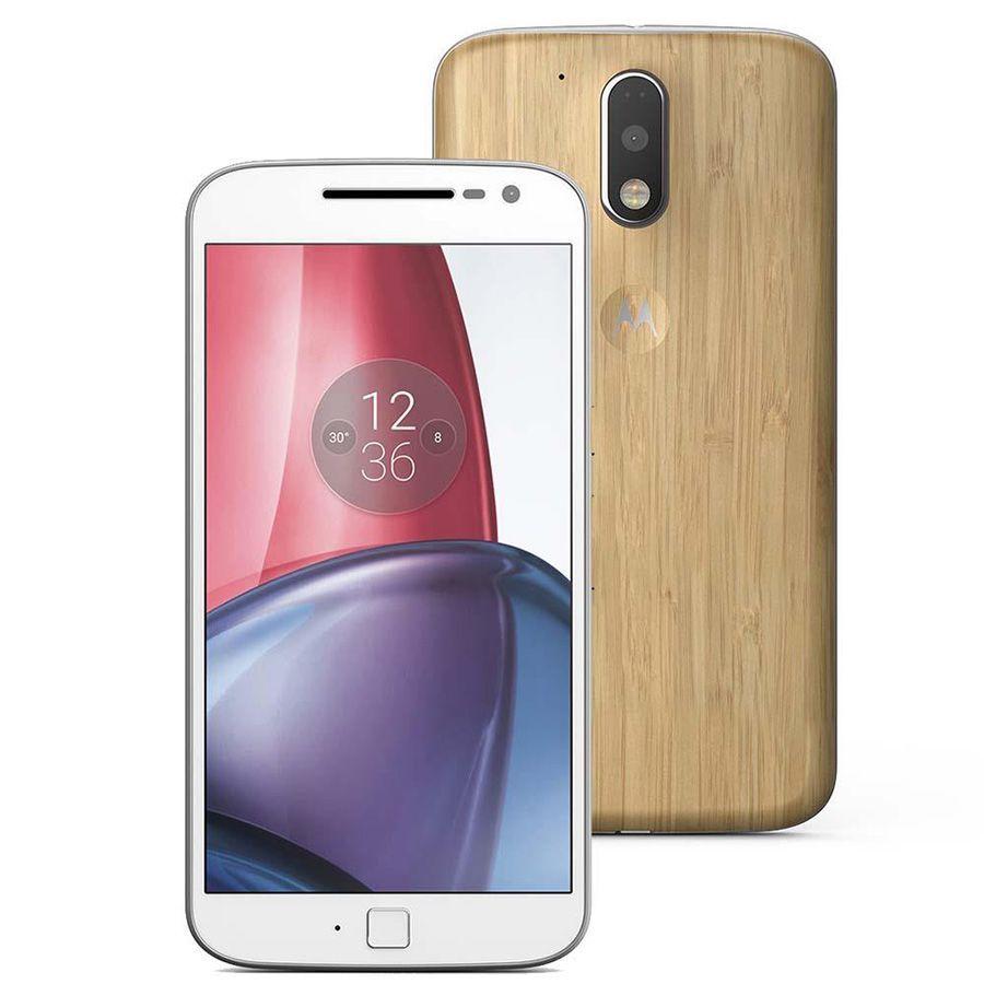 Smartphone Motorola Moto G4 Plus Dual XT1640 32GB 16MP (Outlet)