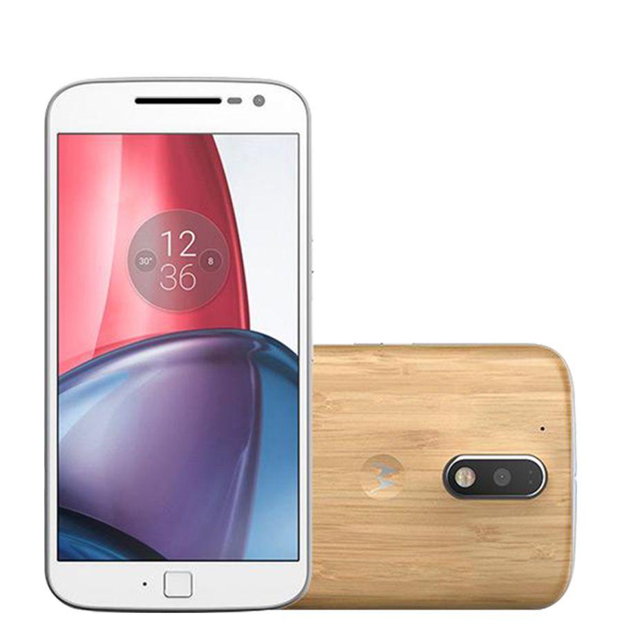 Smartphone Motorola Moto G4 Plus Dual XT1640 32GB 16MP